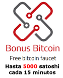 Gana hasta 5.000 satoshi cada 15 minutos!!