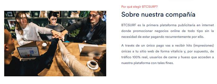 BTCSURF - La mayor Criptocomunidad Publicitaria. BTCSURF-1-bis