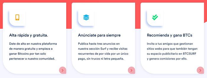 BTCSURF - La mayor Criptocomunidad Publicitaria. BTCSURF-2