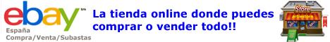 Web donde hay enlaces a todo tipo de artículos por categorías y si compras algo tengo una pequeña comisión de Ebay. Gracias