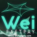 WeiFastPay. Capitaliza tu dinero de manera sencilla por medio del trading.  Rendimientos del 2,5% hasta el 3% de tu inversión al día de lunes a viernes dependiendo del plan que escojas.