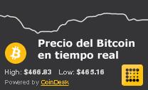 Mis Monederos de Bitcoin y otras criptomonedas Bitcoin_precio