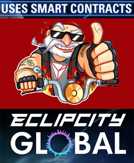 ECLIPCITY GLOBAL - Gana el 1% en TRX de lunes a domingo hasta el 310% Manita-arriba_ECLIPCITY GLOBAL